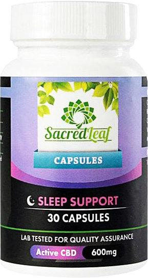 CBD Sleep Support Capsules