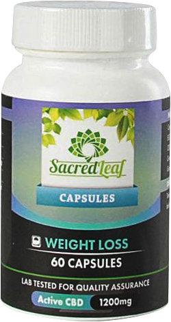CBD Weight Loss Capsules