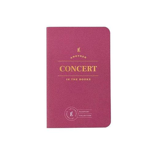 Concert Passport