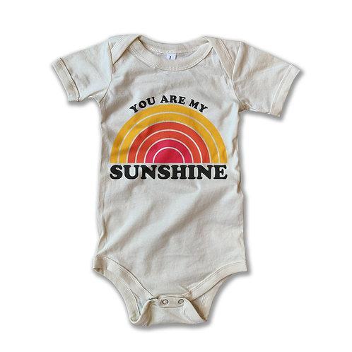 You Are My Sunshine Onesie