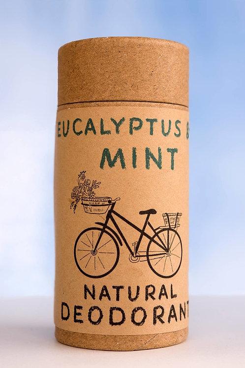 Eucalyptus and Mint Deodorant