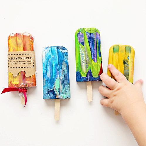 Crayonsicle Original Rainbow Crayon®