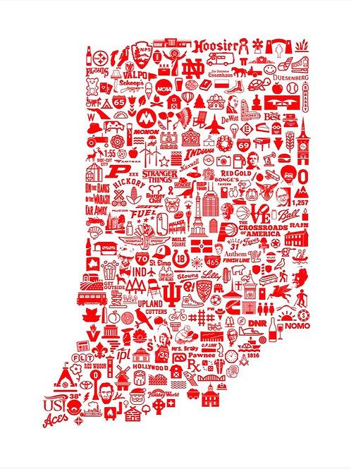 Indiana Icons