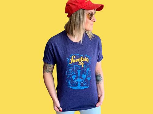 T - Shirt - Fountain Square