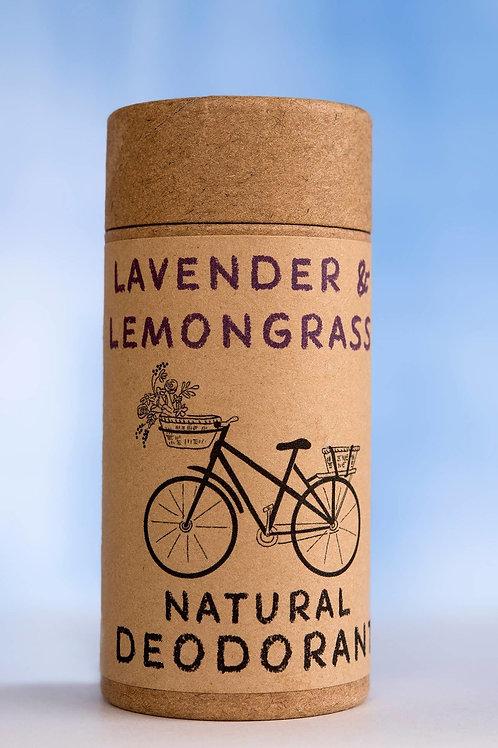Lavender and Lemongrass Deodorant