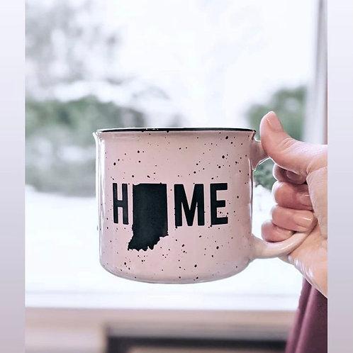Indiana Home Mug