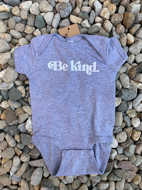 Be Kind - Baby Onsie