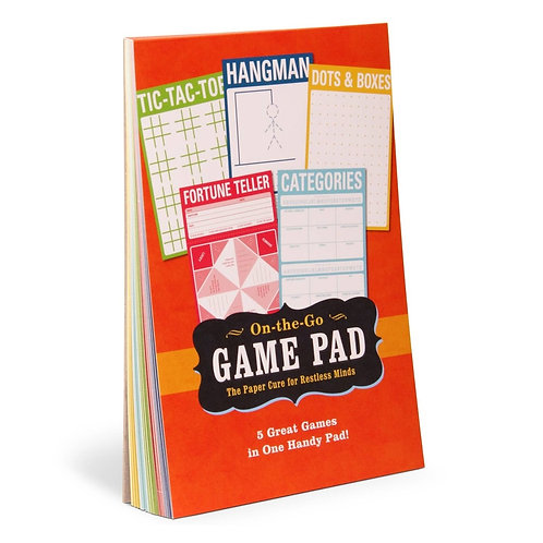 On-the-Go Game Pad