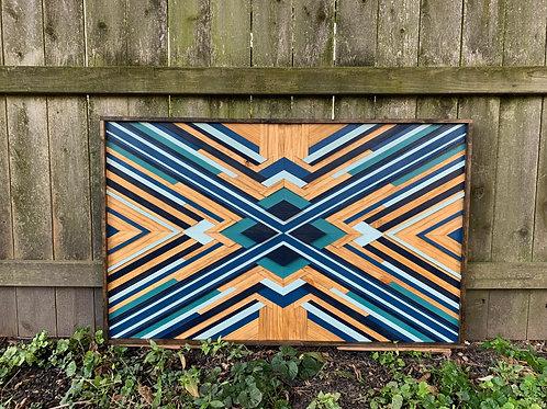 "Tuggle's Timber Wood Art ""30/60"""