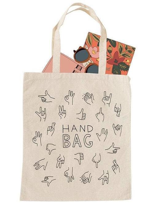 Hand bag Tote