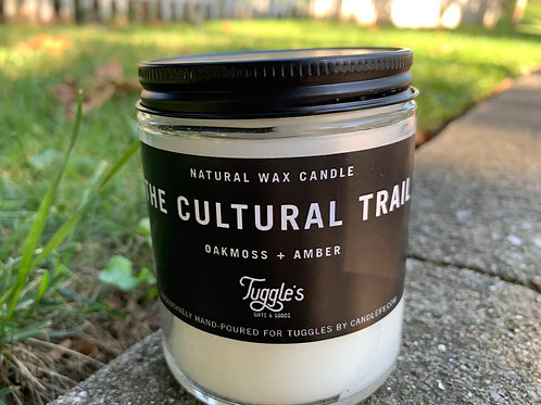 Cultural Trail Candle - 9oz