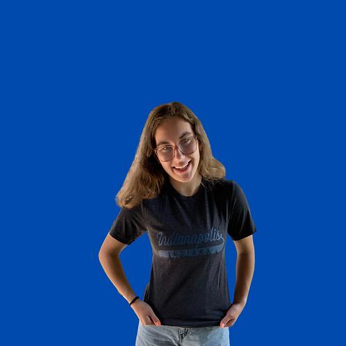 T-Shirt Indianapolis Script