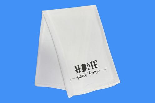 Indiana Home Sweet Home - Tea Towel