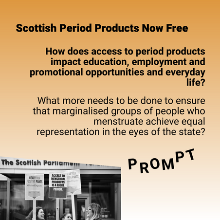 Free Period Products Reveal How Bodily Autonomy is Limited by Socio-Economic Factors