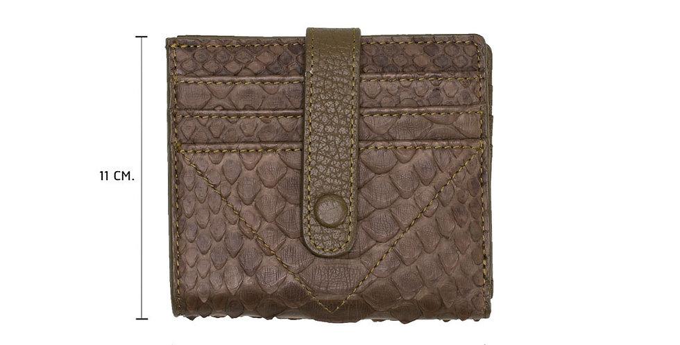 Lita Mini Wallet Limited - Olive Green