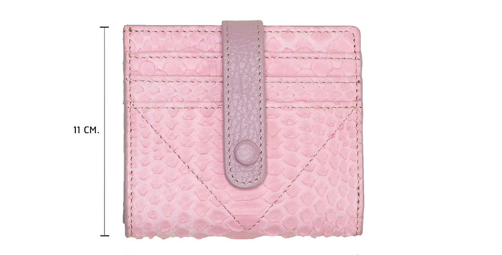 Lita Mini Wallet Limited - Lavender Pink