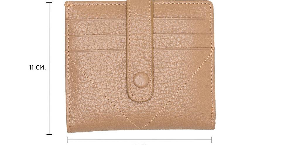 Lita Mini Wallet - Classic Beige
