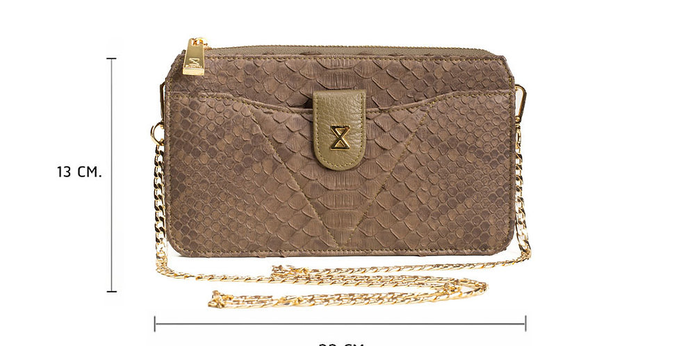 Lita Crossbody Bag Limited - Olive Green