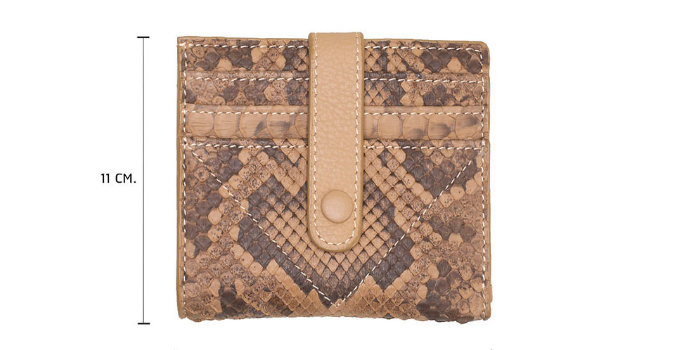 Lita Mini Wallet Limited - Classic Beige