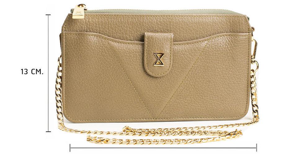 Lita Crossbody Bag - Olive Green