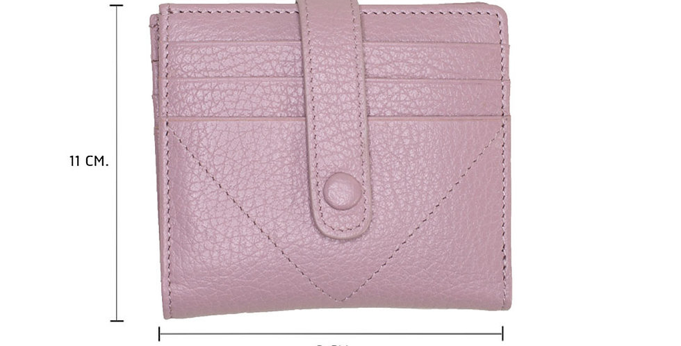 Lita Mini Wallet - Lavender Pink
