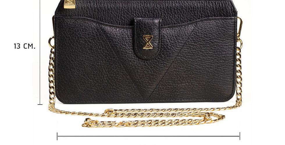 Lita Crossbody Bag - Sexy Black
