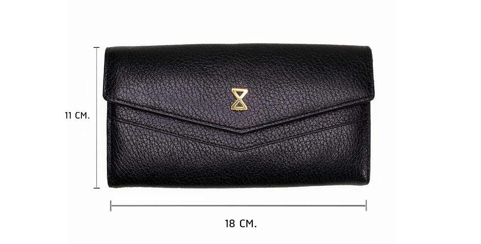 Lita Wallet - Sexy Black