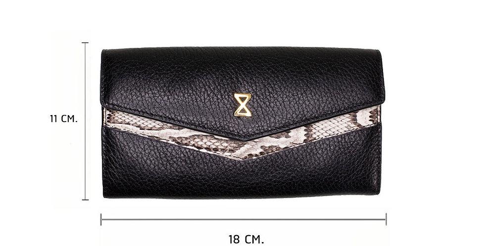 Lita Wallet x Python - Sexy Black