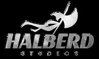 Halberd logo BW