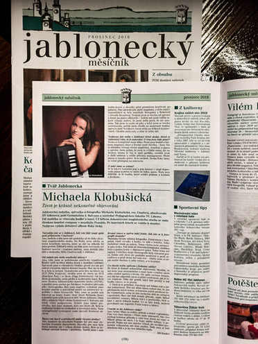 Měsíčník Jablonecka  - rozhovor