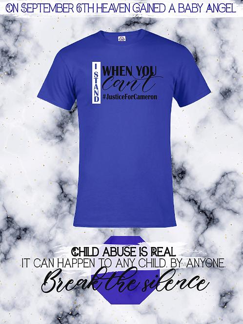 Camerons Voice T-Shirt