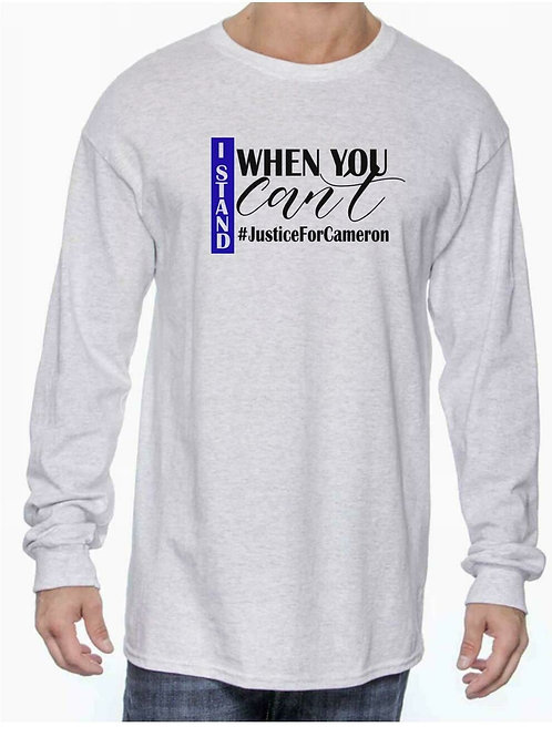 Camerons Voice Long Sleeve