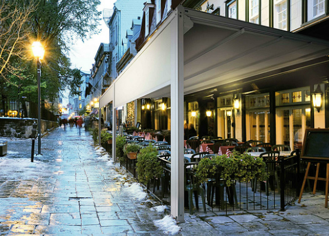 Toldos Para Terrazas De Bares Y Restaurantes