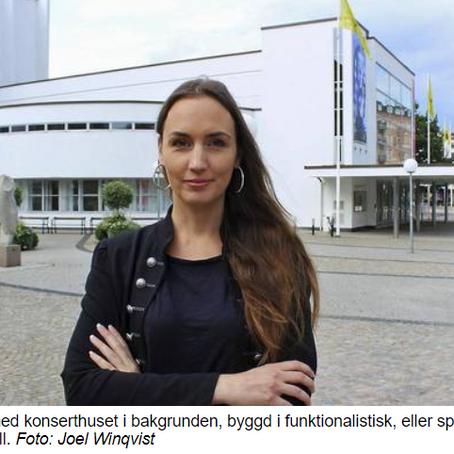 Sammanställning av Helsingborgs arkitektur