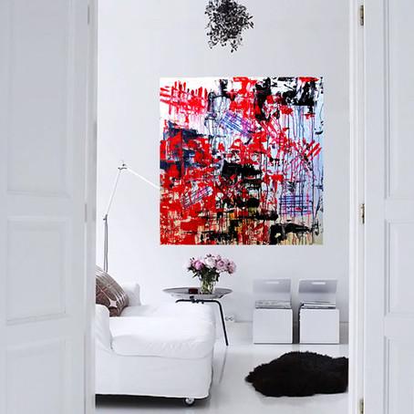 Gina Cinnamonis konst i världen