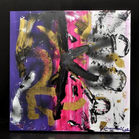 Det här med abstrakt konst - från Carolina Gynning till Bengt Lindström