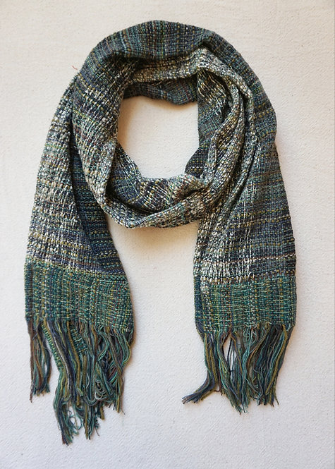 Hickory Counted | Scarf