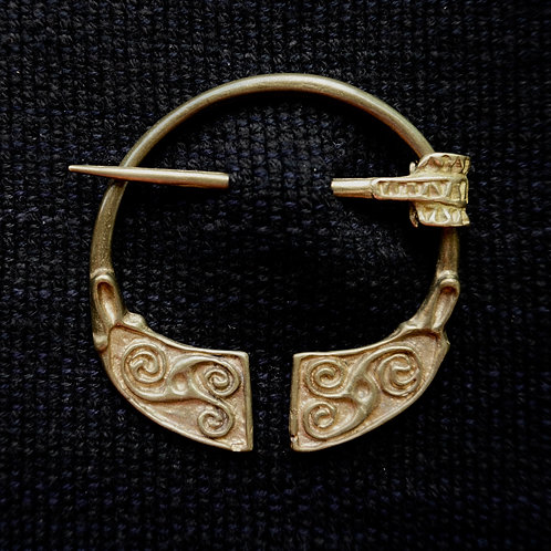 Trescallion Brooch