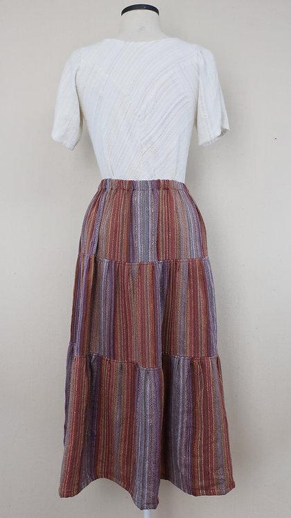 Roja Stone   Three Tiered Skirt