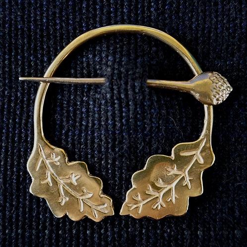 Oak Leaf | Brooch