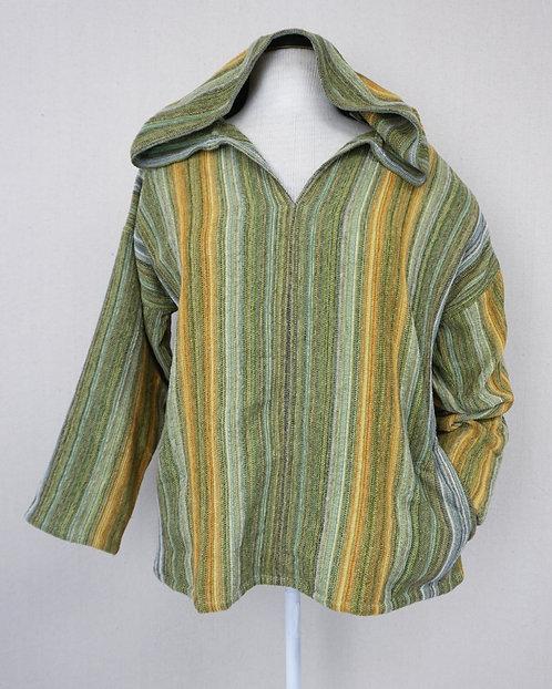 Lichen | Arming Shirt with Pockets