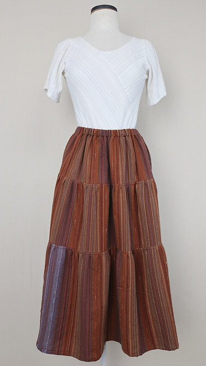 Sedona Canyon | Three Tiered Skirt