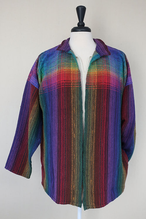 Double Rainbow | Short Coat