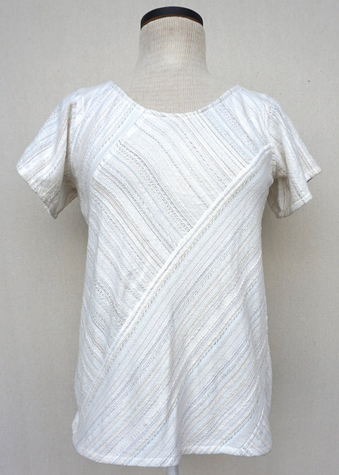 Silver Sands Bias Cut Shirt