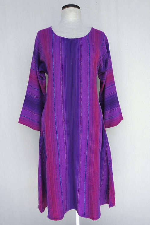 Purple Passion | Tunic, Scoop Neck