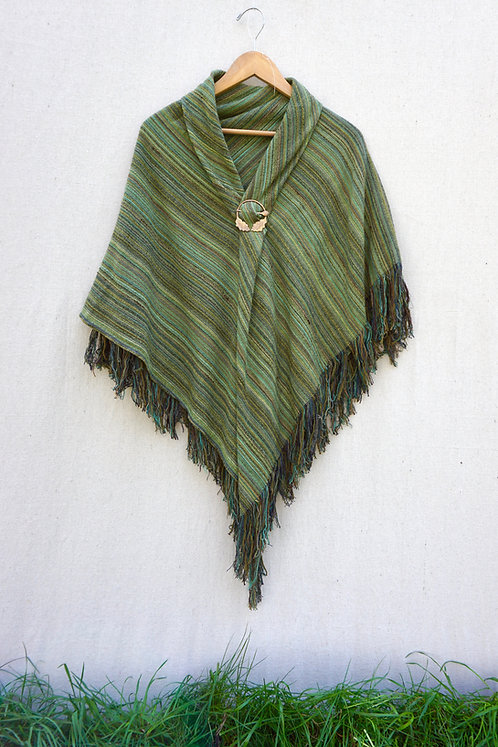 New Leaf | Square Shawl