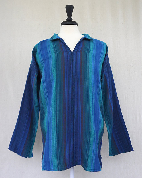 Blue Peacock | Arming Shirt
