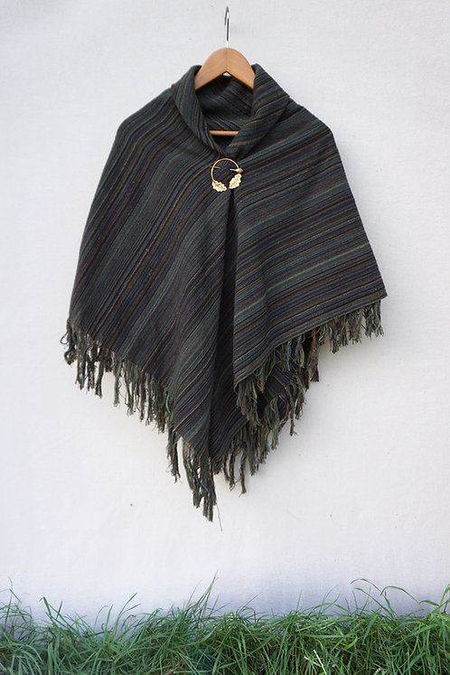 Shadow | Square Shawl