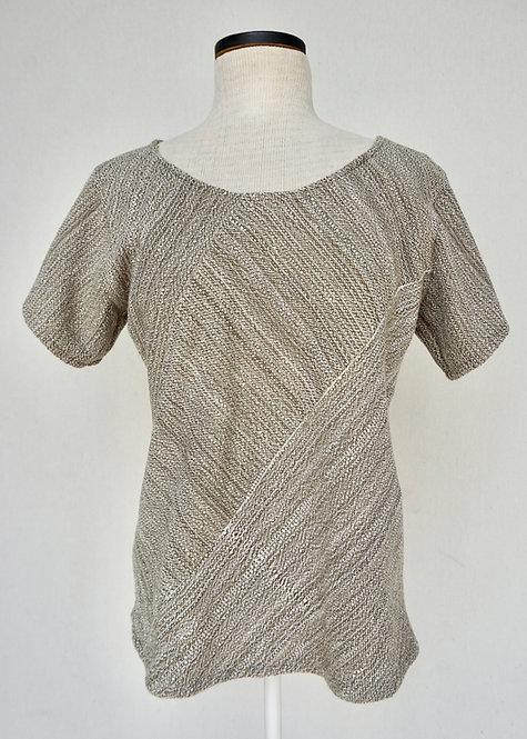 Bronze | Bias Cut Shirt