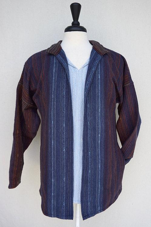 Navy Canyon Short Coat